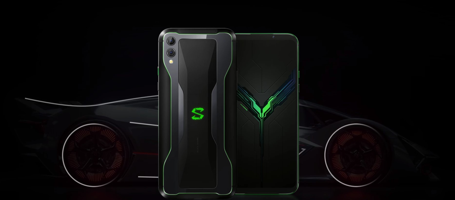 Xiaomi Black Shark 2 6GB/128GB Black