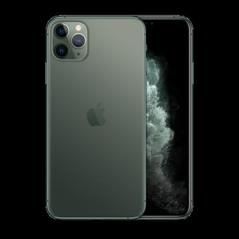 apple iphone 11 max pro 256gb green