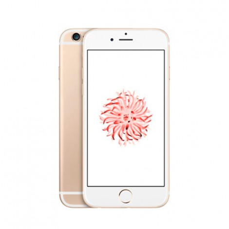 apple iphone 6 128gb gold refurbished by diamond
