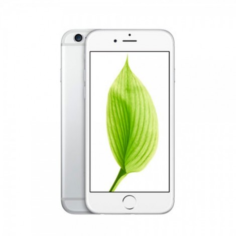 Apple iPhone 6 64GB Silver (Refurbished Like New)