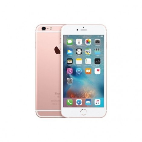 apple iphone 6s plus 128gb gold pink refurbished by diamond