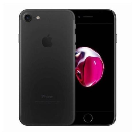 Apple iPhone 7 128GB-Black (Refurbished Like New)