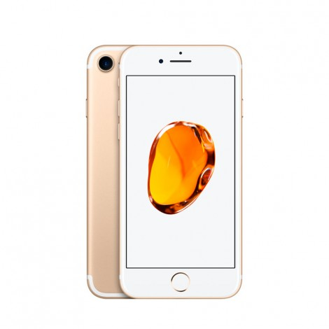 apple iphone 7 256gb gold refurbished by diamond