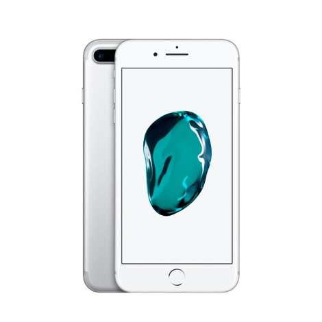 Apple iPhone 7 Plus 128GB Silver (Refurbished Like New)