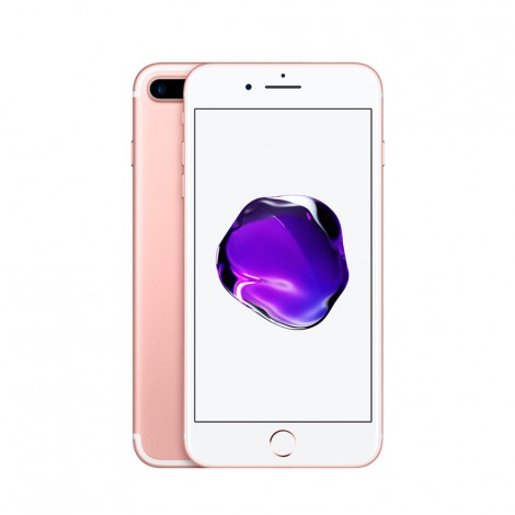 apple iphone 7 plus 256gb rose gold refurbished by diamond