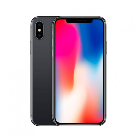 apple iphone x 256gb grey space reconditioned diamond
