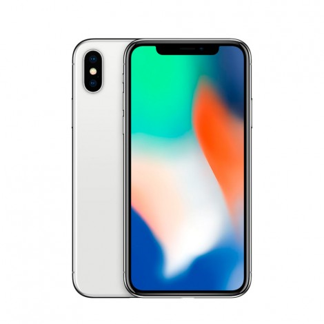 apple iphone x 64gb silver refurbished diamond