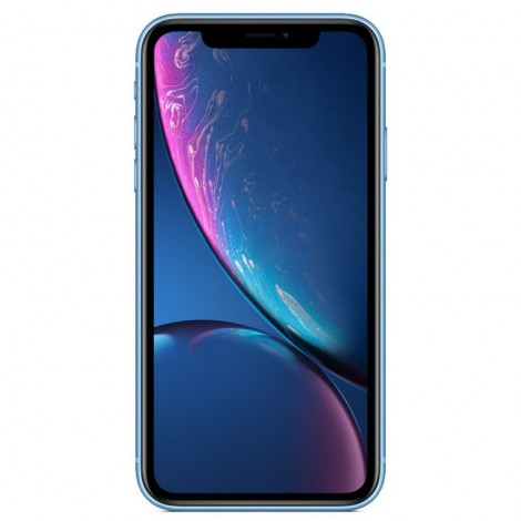 apple iphone xr 64gb blue refurbished diamond