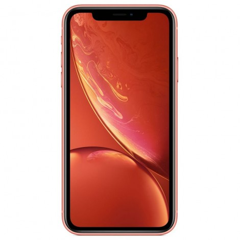 apple iphone xr to 128gb coral refurbished diamond