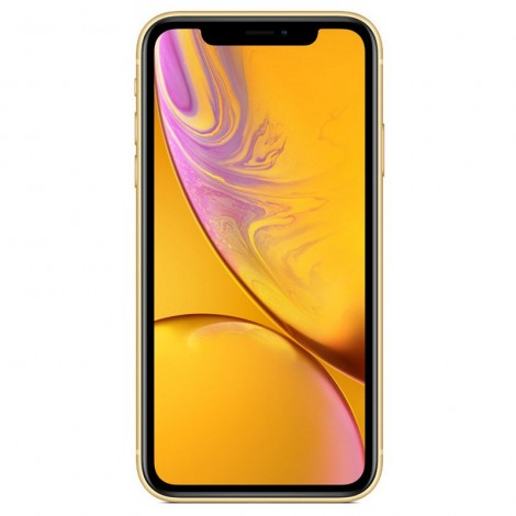 apple iphone xr to 64gb yellow refurbished by diamond