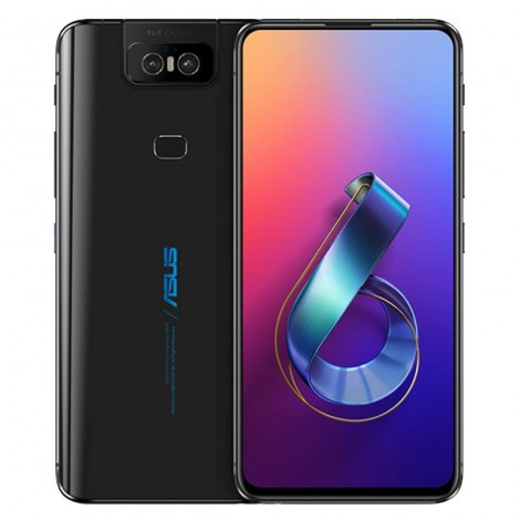 asus zenfone 6 8gb 128gb midnight black