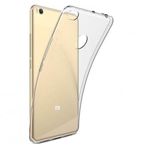 case cover for xiaomi mi max 2 transparent silicone