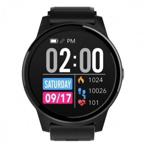 smart watch waterproof sport physical activity ecg ppg android ios