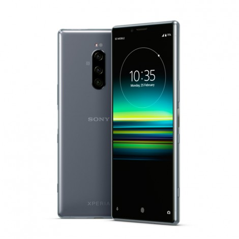 sony xperia 1 6gb 128gb grey