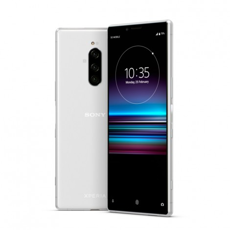 sony xperia 1 6gb 128gb white