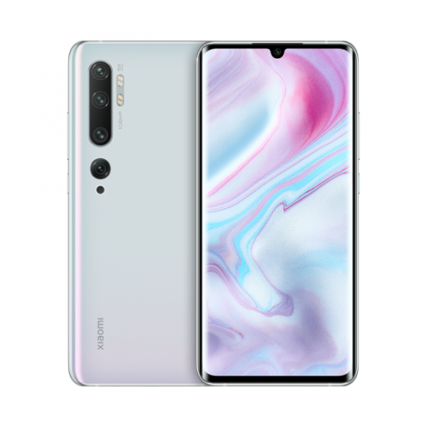 xiaomi mi note 10 6gb128gb white