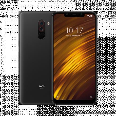 Xiaomi PocoPhone F1 6GB/128GB Graphite Black