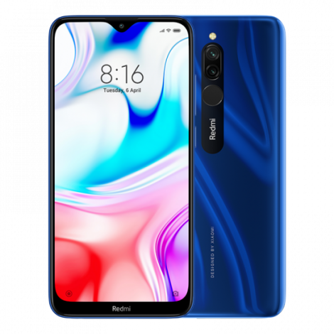 xiaomi redmi 8 4gb 64gb blue
