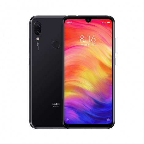 Xiaomi Redmi Note 7 Pro 6GB/128GB Black Space