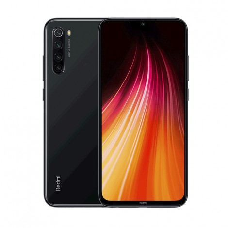 Xiaomi Redmi Note 8 4GB/64GB Black