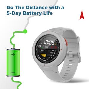 Xiaomi Amazfit Verge Smart Watch A1811 BAttery Life