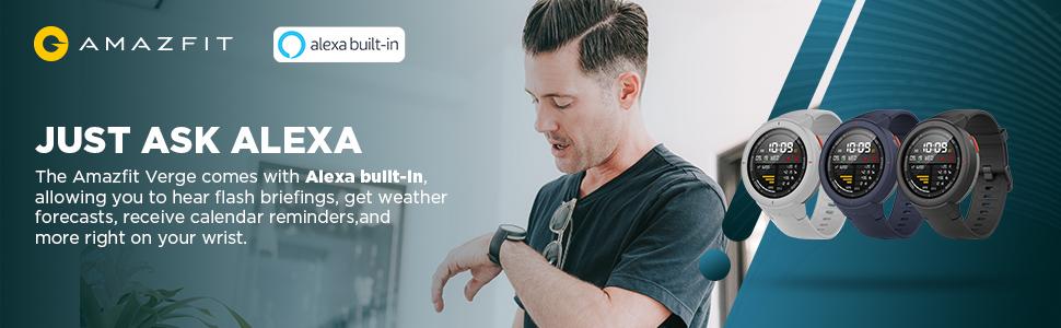 Xiaomi Amazfit Verge Smart Watch A1811