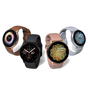 Samsung Galaxy Watch Active 2 (R820 44mm Aluminum Case) Black