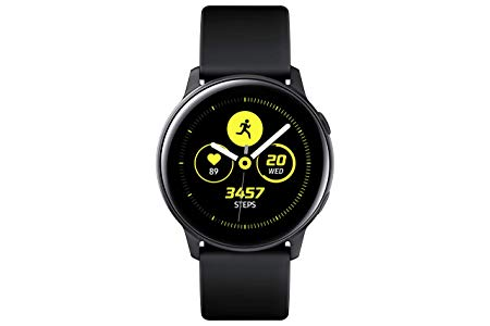 Samsung Galaxy Watch Active (R500 Bluetooth) Black
