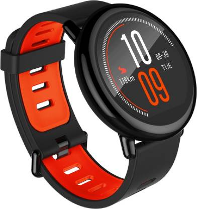 Xiaomi Huami Amazfit Pace Smart Watch Red Black