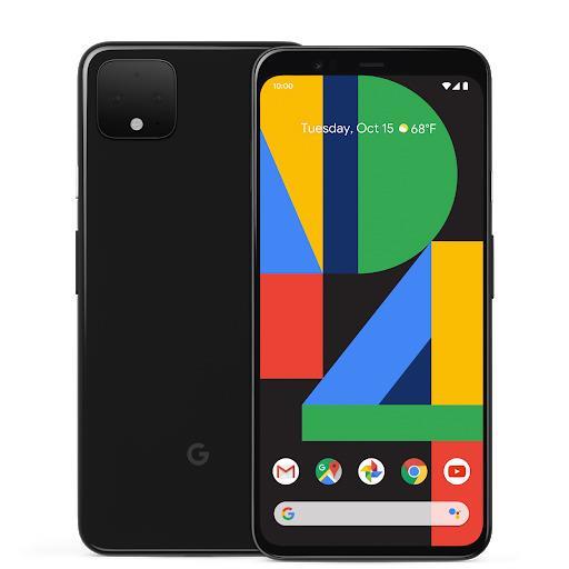 Google Pixel Just Black