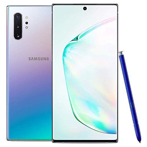 Samsung Galaxy Note 10 glow