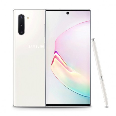 samsung galaxy note 10 5g 8gb 256gb white