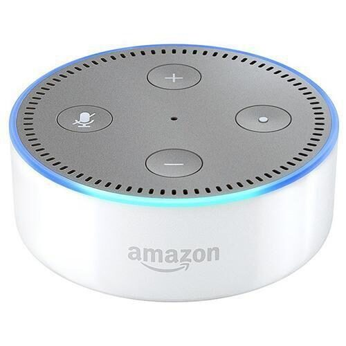 Amazon Echo Dot Smart Speaker 2nd Generation White