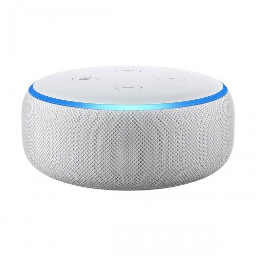 Amazon Echo Dot Smart Speaker 3rd Generation sandstone