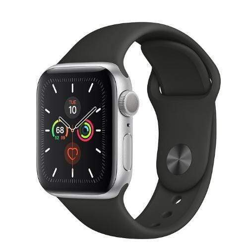 Apple Watch Series 5 Black silver