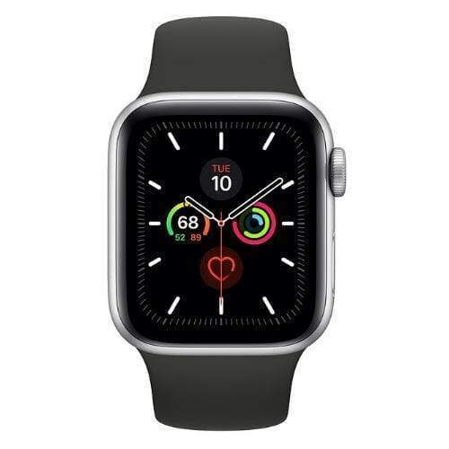 Apple Watch Series 5 Black silver1