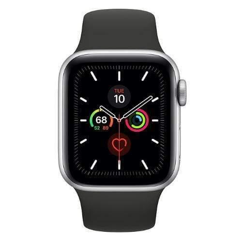 Apple Watch Series 5 Black silver1