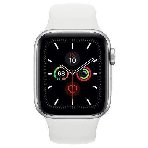 Apple watch series 5 white 1
