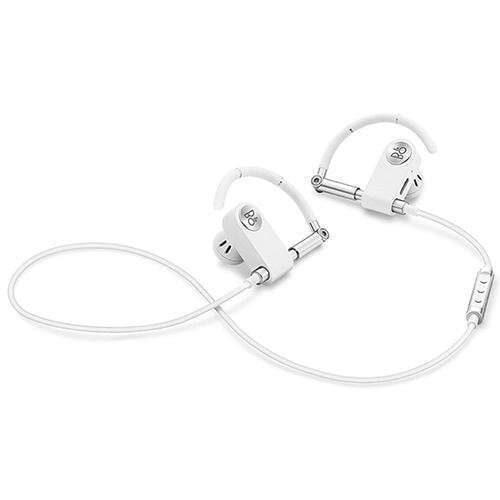 BO Earset Wireless Earphones white