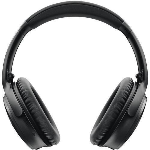 Bose QuietComfort 35 Wireless Headphones II Black