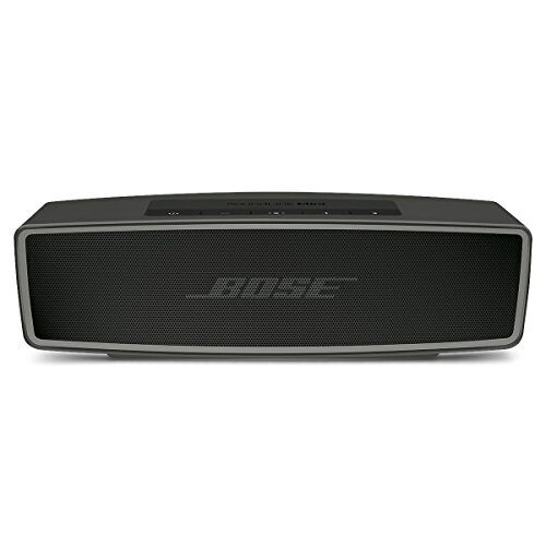 Bose SoundLink Mini II Bluetooth Speaker Black