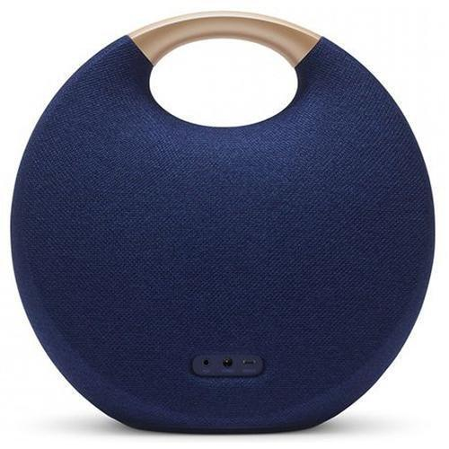 Harman Kardon Onyx Studio 5 Portable Bluetooth Speaker blue