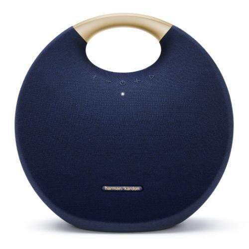 Harman Kardon Onyx Studio 6 Portable Bluetooth Speaker blue