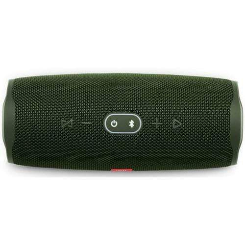 JBL Charge 4 Portable Bluetooth Speaker green