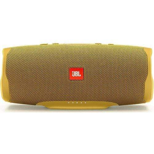 JBL Charge 4 Portable Bluetooth Speaker yellow