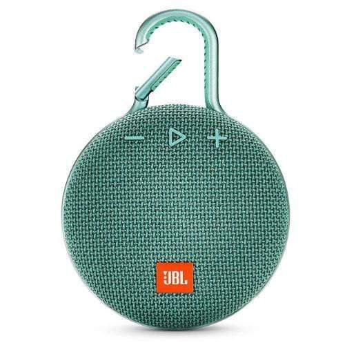 JBL Clip 3 Portable Bluetooth Speaker teal