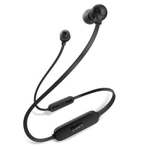 JBL Duet Mini 2 Wireless In Ear Headphones black