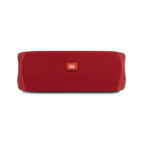 JBL Flip 5 Portable Bluetooth Speaker red