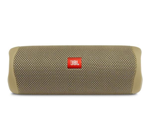 JBL Flip 5 Portable Bluetooth Speaker sand
