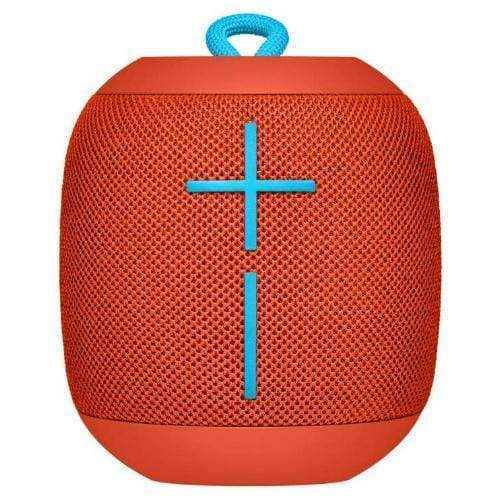 Logitech UE WonderBoom Portable Mini Bluetooth Speaker red